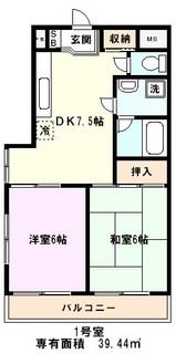 あさくらハイム 1号室.jpg