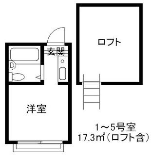 アレックス錦 1〜5号室.jpg