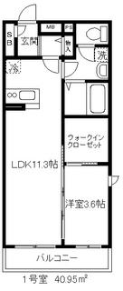 プリンセスサマー 1号室.JPG