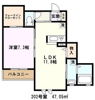 仮)朝日3丁目シャーメゾン 202.jpg